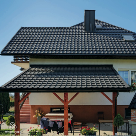 TILED ROOF 4